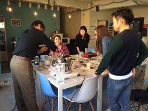 コーヒー教室1